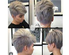 Modne krótkie fryzury 2016 - WIELKA GALERIA inspiracji - Strona 26