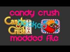 Candy Crush Saga Android MOD Unlimited Lives and Boosters! *LATEST UPDATE*