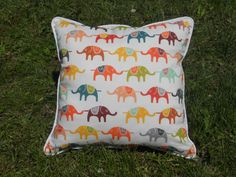 A personal favorite from my Etsy shop https://www.etsy.com/listing/235804953/elephant-multicolor