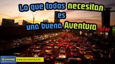 ¡Nos fuimos!   Buen finde, Buena vibra y Buenas aventuras.  Comunidad de Aventureros www.deaventura.pe