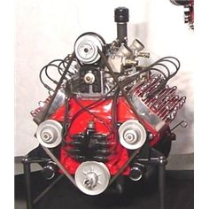 Ford Flathead V-8, Offenhauser Heads - Museum of American Speed