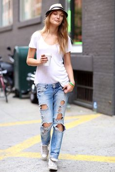 #casual style