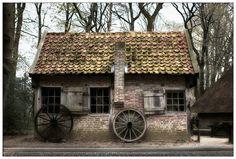 Openluchtmuseum Arnhem Radmakerij