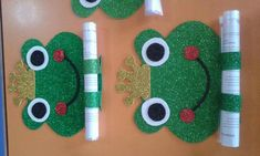 Frog Crafts, Easter Crafts, Diy And Crafts, Crafts For Kids, Easter Activities, Activities For Kids, Preschool Education, School Decorations, Animal Crafts