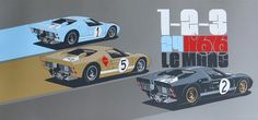 Your Favorite Race Cars Artfully Defined | Petrolicious