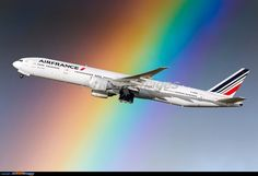 Boeing 777-328/ER Aeroplane Flight, Boeing 777, Air France, Airplanes, Aviation, Aircraft, Planes, Airplane, Plane