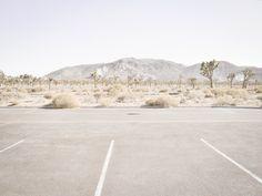 + les couleurs atténuées du désert +