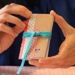 Como hacer sobres de regalo