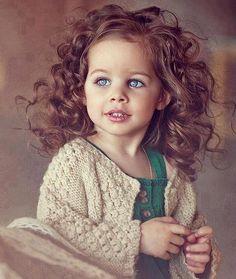 so pretty! and she's adorable!