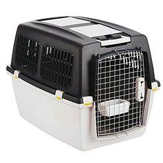 Hunde-Transportbox GULLIVER MEGA 71 x 50 x 51cm Reisebox für Hunde bis 18 kg - http://www.transportbox-katzen.de/produkt/hunde-transportbox-gulliver-mega-71-x-50-x-51cm-reisebox-fuer-hunde-bis-18-kg/
