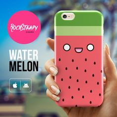 Watermelon iPhone 6 case Kawaii iPhone 6 Plus by RockSteadyCases
