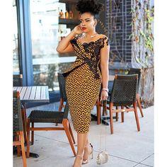 African Fashion Ankara, Latest African Fashion Dresses, African Print Fashion, Ankara Dress Styles, Trendy Ankara Styles, Ankara Tops, Blouse Styles, Short African Dresses, African Print Dresses