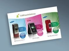 POSTALES CellFone Solutions Argentina - EEUU