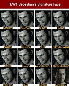"debussyj: "" Sebastian became over dramatic in TEW 2 lol I remember him like this. The Evil Within Ruvik, The Evil Within Game, Sebastian Castellanos, Single Dads, Video Game Characters, Funny Games, Resident Evil, Wasting Time, Detective"