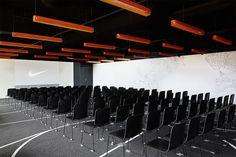 Workshop of Wonders + Lensvelt That Chair Nike European Headquarters