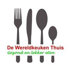 Logo Website: De Wereldkeuken Thuis - Gezond en lekker eten
