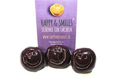 Smiley 3er Set violett - lila HAPPY & SMILES® - Schenke e... https://www.amazon.de/dp/B077CQDSZR/ref=cm_sw_r_pi_dp_x_G0fcAb0ASBQQ1