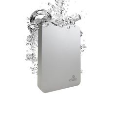 ioSafe 500GB hard drive that's waterproof, fireproof and theft-safe.