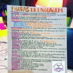 Resumo de Portugues : Figuras de Linguagem #resumosmundodevestibulanda