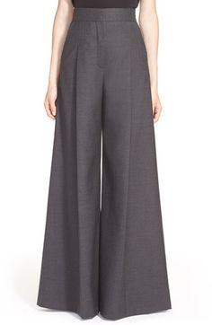 Vika Gazinskaya Wide Leg Pants available at #Nordstrom