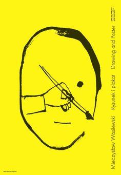 """Exhibition poster by Mieczyslaw Wasilewski. """""""" Found here."""