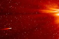 Vorbeiflug an der Sonne: Forscher rätseln über Schicksal des Kometen Ison - SPIEGEL ONLINE