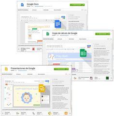 Empezar a crear documentos con Google Drive, más rápido | Princippia, Google Suite en Educación