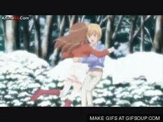 Ichigo and Kashino KISS!!! Finally, I waited 1 season and 12 episodes for this freaking moment!
