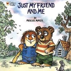 By the end of story time, the kids will know what having a friend is like and being thankful for them. Preschool Friendship, Friendship Crafts, Friendship Lessons, Friendship Activities, Friendship Stories, Mercer Mayer, Social Emotional Development, Family Theme, Little Critter