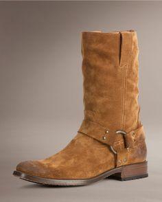 Frye Men's Jackson Harness Boot - Brown