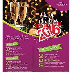 Los mejores y buenos momentos en esta Navidad #Navidad2015 Celebre con nosotros!