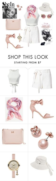 """BOWS ADDICTION"" by agnesmakoni ❤ liked on Polyvore featuring WithChic, Helmut Lang, L.K.Bennett, Ted Baker, Kate Spade, Vivienne Westwood, Karen Kane and Quay"