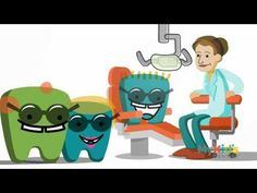 A Child's First Dentist Visit - YouTube