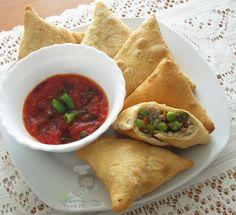 Nigerian Samosa - Nigerian Food Recipes