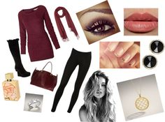 """""""fall~"""" by aimy21 ❤ liked on Polyvore"""