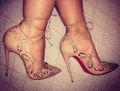 Evelyn Lozada Reveals Her Favorite Shoes – Evelyn Lozada Fashion | OK! Magazine