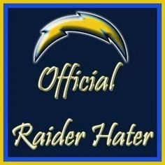 """~ """"Official Raider Hater"""""""