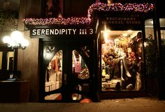 Serendipity Cafe - NYC