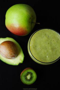 – Kawa i Czekolada Fun Drinks, Healthy Drinks, Kiwi, Smothie, Easy Smoothies, Start The Day, Beauty Skin, Lemonade, Juice