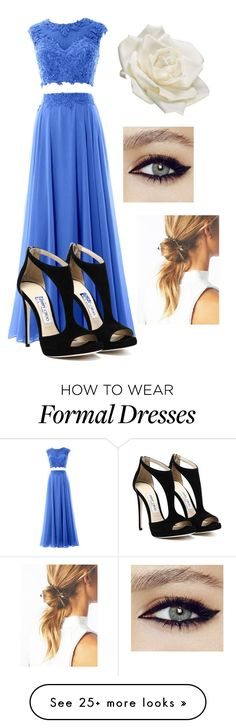 """""""Prom Ready"""" by mysummersky on Polyvore featuring Allstate Floral"""