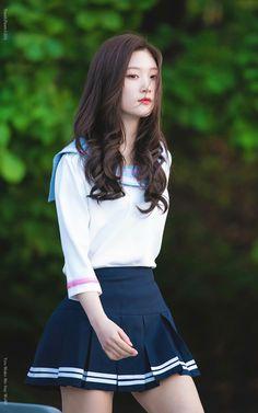 Korean Beauty, Asian Beauty, Jung Chaeyeon, Pre Debut, Cute Girl Photo, Korean Celebrities, Korean Actresses, Airport Style, Ulzzang Girl