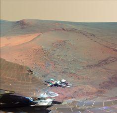 La Nasa publie la plus spectaculaire des photos prises sur Mars | Atlantico