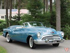 Buick Roadmaster Skylark (1953-1954)