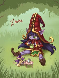 Lulu and Pix by Nestkeeper on deviantART