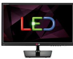 Monitor LG LED LCD 19.5in 1600x900@60Hz (20EN33SS)