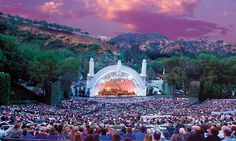 Did you know that Hollywood is home of the world's largest outdoor amphitheater, the Hollywood Bowl.  http://www.mybeverlyhillshotel.com/hollywood-bowl.aspx