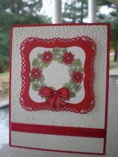 CC611 Guest Designer Sample- Roberta's card