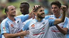 A win is a win. Even for the streaking-ahead-of-the-pack #SydneyFC. h