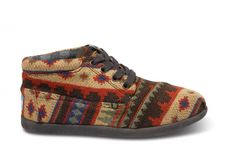 Kilim Youth Botas- I think these will be replacing Bea's sparkly pink Toms for the Fall.  :)