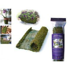Supermoss Decorative Moss - Green Moss - Moss Mat